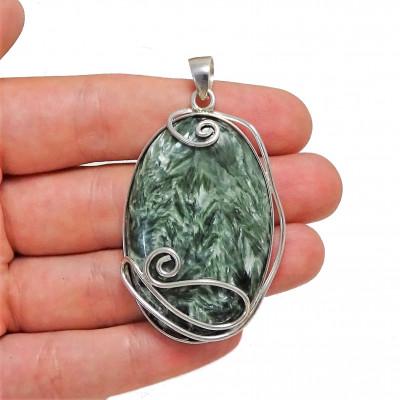 Péndulo cuarzo cristal de roca bola