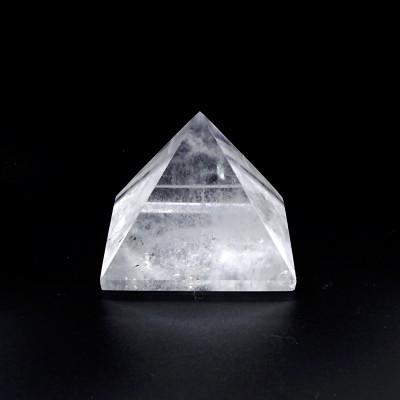 Pirámide Cuarzo Cristal de Roca