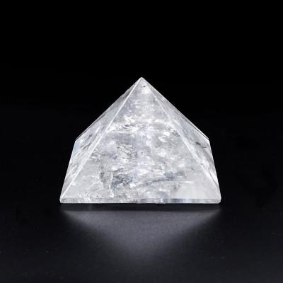 Pirámide de Cuarzo Cristal de Roca