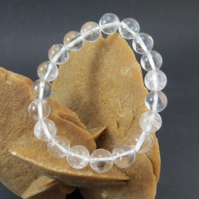 Pulsera cuarzo cristal de roca