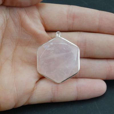 Pendientes onix y cuarzo cristal de roca