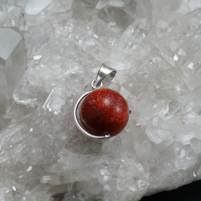 Puntas cristal roca en estado natural