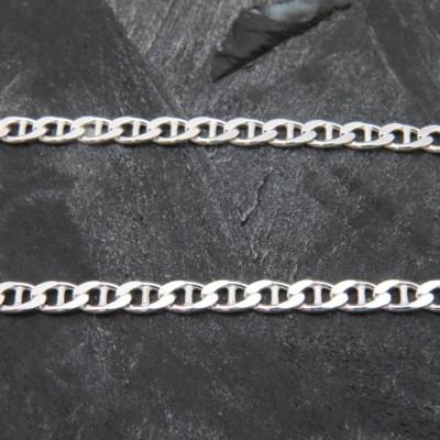 Cadena de plata de 1ª ley 130245