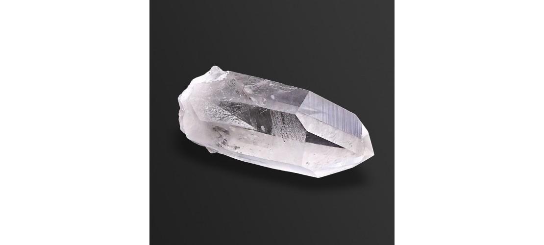 Cristales de cuarzo, puntas naturales