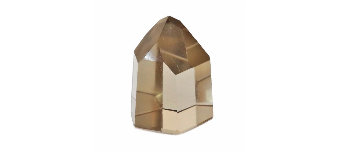Minerales formas talladas
