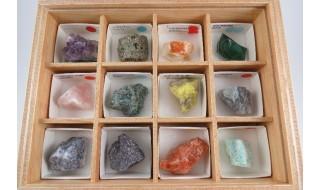 Colecciones de minerales